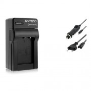 mtb - Chargeur BLACK NP-BX1 pour Sony Cyber-shot DSC-HX60V, HX300, HX400