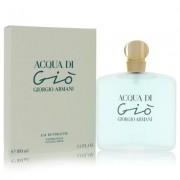 Acqua Di Gio For Women By Giorgio Armani Eau De Toilette Spray 3.3 Oz
