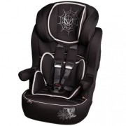 Spiderman Imax SP High Back Booster Seat - Black