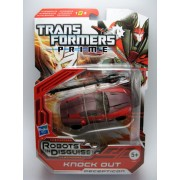 Transformers Prime Knock Out - Robots In Disguise - Deluxe Revealer