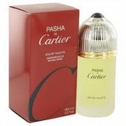 Pasha De Cartier For Men By Cartier Eau De Toilette Spray 3.3 Oz