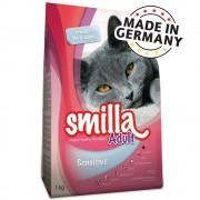 Smilla Sensible - при чувствителност към храна - 2 x 4 кг