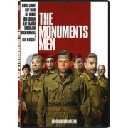 The Monument men: George Clooney, Matt Damon, Bill Murray - Eroii monumentelor (DVD)