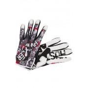 ONeal Jump Glove Hustler black/white M MTB Handschuhe