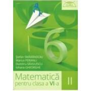 Matematica cls 6 sem.2 ed.2016 - Stefan Smarandoiu