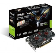 ASUS STRIX-GTX750TI-DC2OC-4GD5 GeForce GTX 750 Ti 4GB GDDR5