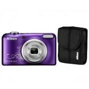 Nikon Coolpix A10 + etui (fioletow z ornamentem)- szybka wysyłka! - Raty 10 x 34,90 zł - szybka wysyłka!