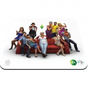 Mousepad SteelSeries QcK The Sims 4 Edition