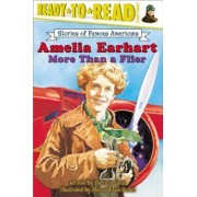 Amelia Earhart More Than A F by Lakin Patricia