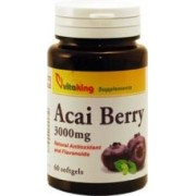 VITAKING ACAI BERRY KAPSZULA 60 DB