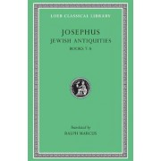 Works: Jewish Antiquities, Bks.VII-VIII v. 7 by Flavius Josephus