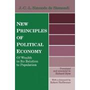 New Principles of Political Economy by J.C.L.Simonde De Sismondi
