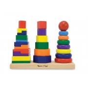 Geometric Stacker by Melissa & Doug