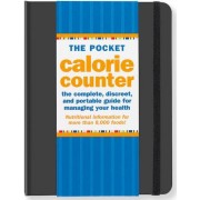 Pocket Calorie Counter, 2016 Edition: The Complete Discreet, and Portable Guide for Managing Your Health