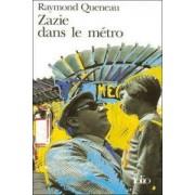 Zazie Dans Le Metro by Queneau