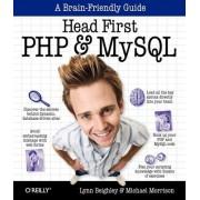 Head First PHP and MySQL by Lynn Beighley