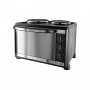 Cuptor electric cu 2 plite incorporate Russell Hobbs 22780, Volum 30 L