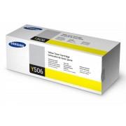 Cartus toner Samsung CLT-Y506L/ELS, yellow, 3.5 k