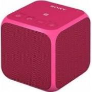 Boxa portabila Bluetooth Sony SRS-X11 10W Pink