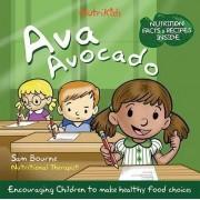 Ava Avocado by Sam Bourne