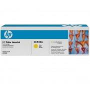 Toner encre Color LaserJet CC532A - jaune
