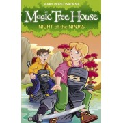 Magic Tree House 5: Night of the Ninjas by Mary Pope Osborne