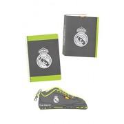 Real Madrid - confezione regalo, 28 x 35 x 6 cm (Safta 311 554 587)