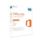 Microsoft Office 365 Home 32/64-BIT 5 PCs or Macs 1 Year - MLK - 6GQ-00020