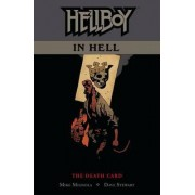 Hellboy in Hell Volume 2: Death Card by Mike Mignola