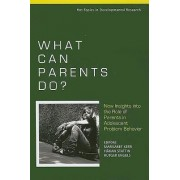 What Can Parents Do? by Margaret Kerr