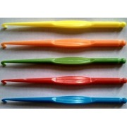 5 Multi-color 3-inch Mini Hooks for Your Band Bracelet ,colors may vary