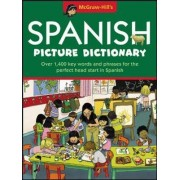 Mcgraw-Hill's Spanish Picture Dictnry by McGraw-Hill Education