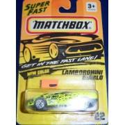 Matchbox #22 Lamborghini Diablo