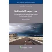 Multimodal Transport Law by Marian Hoeks