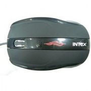 Intex Mouse Optical Gamex Wired Optical Mouse(USB Black)