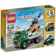 LEGO® Creator Transportor de elicopter 31043