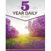 5 Year Daily Diary by Speedy Publishing LLC