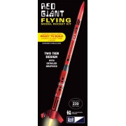 MPC Red Giant Flying Rocket Model Kit