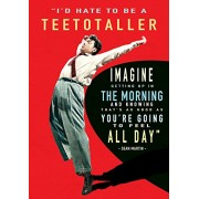 """""""I'd Hate To Be A Teetotaller. Imagine Getting Up In The Morning And Knowing That's As Good As You're Going To Feel All Day"""" Dean Martin Cita Tarjeta de felicitación por Max Hernn"""