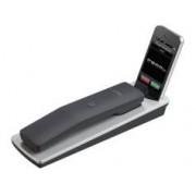 Callstel Station d'accueil pour iPhone avec combiné Bluetooth