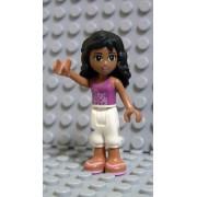 Lego Minifig Friends 026 Ella A
