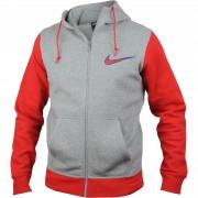 Hanorac barbati Nike Club FLC FZ HDY-SVSH 727757-063