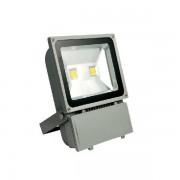 Proiector LED 100W Alb Cald 220V 2x50W