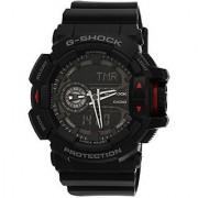 G-Shock Analog-Digital Black Dial Mens Watch - GA-400-1BDR (G566)