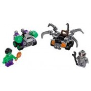 Legoâ® Marvel Super Heroes Mighty Micros: Hulk Contra Ultron