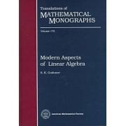 Modern Aspects of Linear Algebra by S. K. Godunov