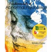 Loose-Leaf Version for Fundamentals of Abnormal Psychology 8e & Launchpad for Fundamentals of Abnormal Psychology 8e (6 Month Access) by University Ronald J Comer