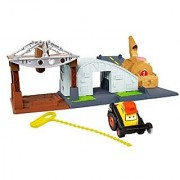 Disney Planes: Fire & Rescue Riplash Flyers Rip N Rescue Headquarters Playset