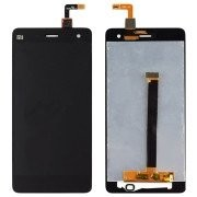 iPartsBuy LCD Screen + Touch Screen Digitizer Assembly for Xiaomi Mi 4(Black)