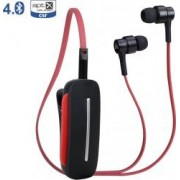 Casti stereo bluetooth Avantree Black